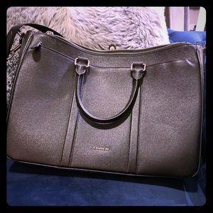 Coach laptop business bag